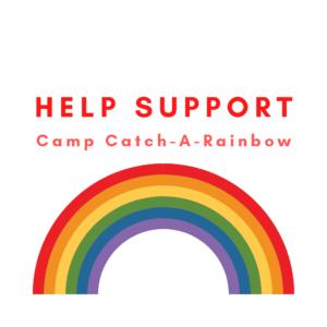 camp catch a rainbow