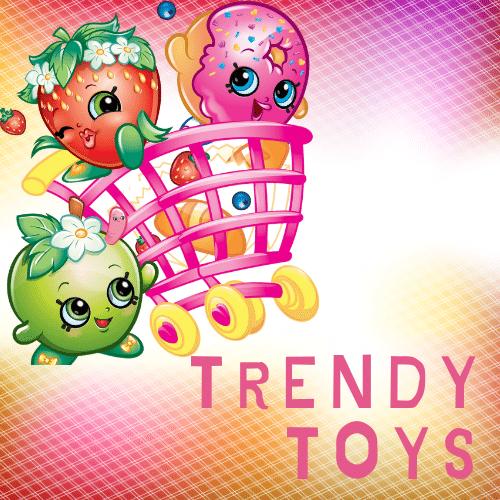 Trendy Toys dance camp