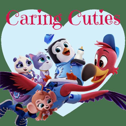 Caring Cuties Dance Camp