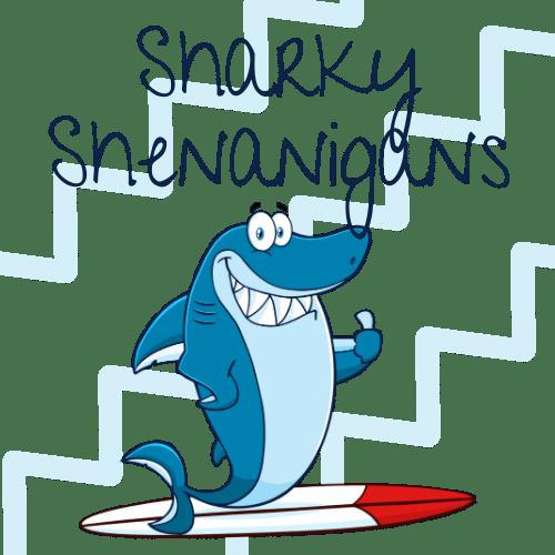 Sharky Shenanigans dance camp